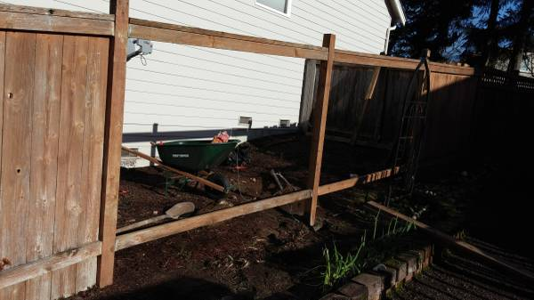 Fence Repair Tacoma