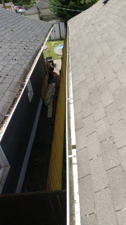 Gutter Cleaning Tacoma Washington