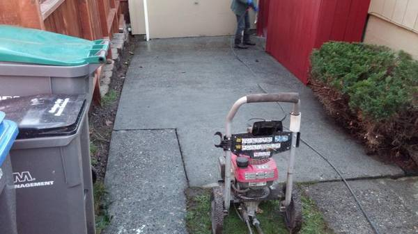Pressure Washing Tacoma Washington