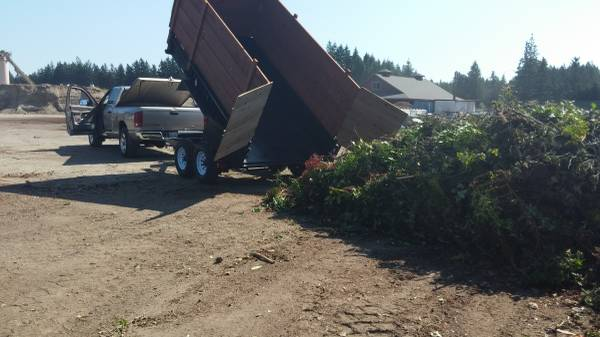 Trash Removal Puyallup